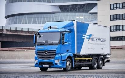 Dachser probará un camión 100% eléctrico de 18 toneladas