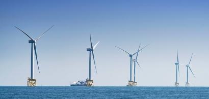 Iberdrola ya tiene operativo el mayor parque eólico marino de su historia
