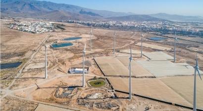 2020, el año en el que la eólica se convirtió en la primera tecnología del sistema eléctrico nacional
