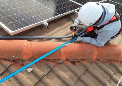 Un préstamo a devolver con los ahorros que produce la instalación de autoconsumo solar