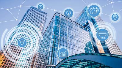 El edificio inteligente y conectado