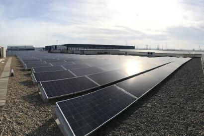 Cárnicas Gállego se ahorrará hasta el 18% de su factura eléctrica gracias a un autoconsumo solar de 250 kilovatios