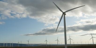 Walmart apuesta por la energía eólica de EDP