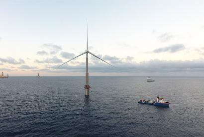 Ingeteam ya está desarrollando soluciones para aerogeneradores marinos de hasta quince megavatios