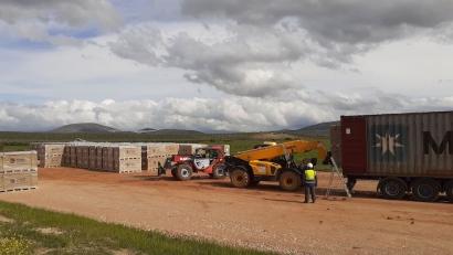 Endesa inicia la construcción de 100 MW fotovoltaicos en Málaga
