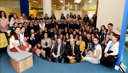 Endesa quiere más mujeres en Ciencias, Tecnología, Ingeniería y Matemáticas