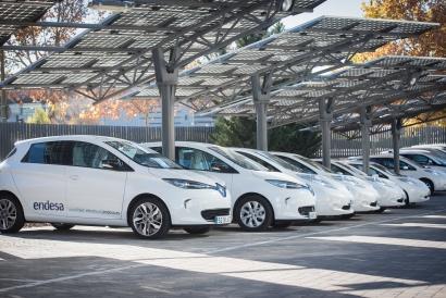 Casi 700 empleados de Endesa ya se han pasado al coche eléctrico