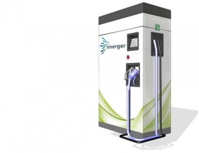 """Energer desarrolla un """"cargador ultra-rápido para vehículos eléctricos"""""""