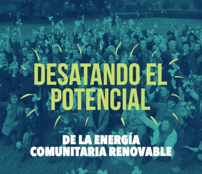 Energía renovable comunitaria, un inmenso potencial pendiente de desarrollar
