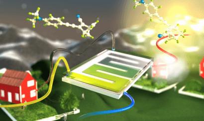 Cómo almacenar la energía solar en un fluido y transportarla a conveniencia