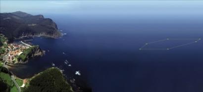 Medio Ambiente autoriza la instalación de prototipos de aerogeneradores flotantes en el banco de ensayos marino de Euskadi