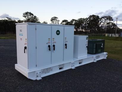 El sistema de almacenamiento de energía de Li-ion de Saft llega a comunidades remotas en Australia
