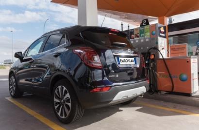 Europcar compra 200 vehículos de gas licuado de petróleo