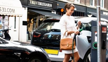 La gran feria alemana de la electromovilidad calienta motores