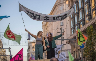 Extinction Rebellion exige la convocatoria inmediata de la Asamblea Ciudadana por el Clima