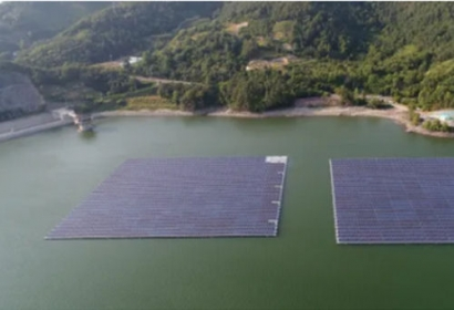 White Pine Renewables Completes Largest Floating Solar Farm in the U.S.