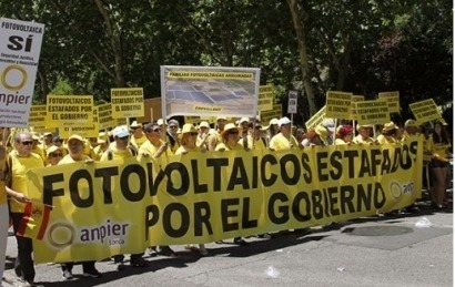 """Anpier recorrerá España durante dos meses para denunciar """"el caos que ha producido en el sector solar FV la reforma Nadal-Soria"""""""