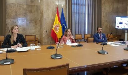 Ribera preside la primera reunión de alto nivel del Foro sobre Transición Energética, Justa e Inclusiva