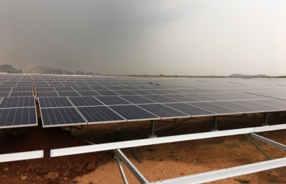 FRV inaugura su primera instalación solar fotovoltaica de gran escala en India