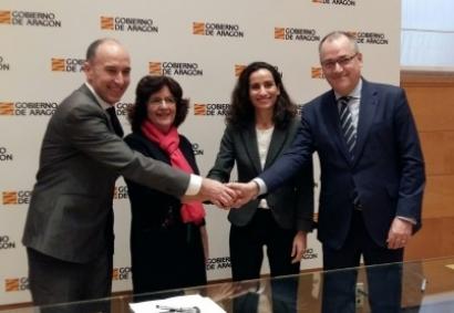 Endesa formará a los profesionales de los servicios sociales aragoneses para que asesoren a las familias vulnerables