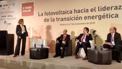 La retribución del megavatio hora fotovoltaico caerá hasta los 10 euros en 2030