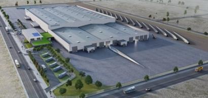 Siemens Gamesa inaugura la primera fábrica de palas en África y Oriente Medio