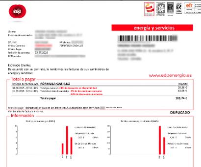 Los consumidores de Murcia denuncian a EDP Energía por publicidad engañosa sobre el origen de su energía