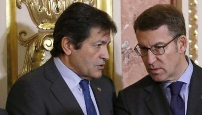 Los gobiernos asturiano y gallego actuarán de forma coordinada en el Cierre de Alcoa