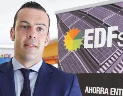 """Fernando Romero, director de EDF Solar:""""Ya no somos ni mucho menos los más baratos"""""""