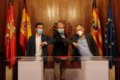 Zaragoza tendrá el primer barrio solar y solidario de España