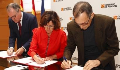 """Ecodes desarrollará un proyecto de """"atención directa a hogares vulnerables"""" en Aragón"""