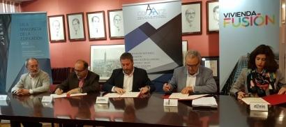 Aragón promoverá la rehabilitación edificatoria en su ruta hacia los edificios de consumo energético casi nulo