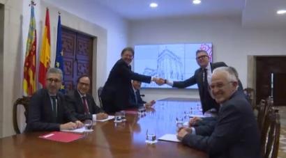 Ford invertirá en Valencia 42 millones de euros en una fábrica de baterías y en la producción de dos nuevos modelos híbridos