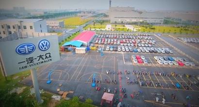 La industria europea del automóvil se instala en China para fabricar allí vehículos eléctricos