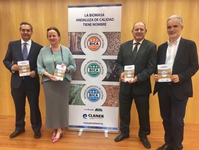 """Andalucía presenta un sello de calidad de biocombustibles sólidos """"más exigente"""""""