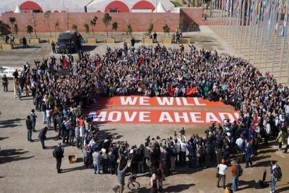 Greenpeace lamenta que España mantenga un perfil tan bajo en la lucha contra el cambio climático