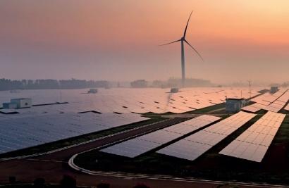 Las renovables eléctricas prosiguen su avance