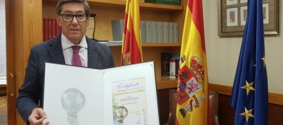 El proyecto ELY4OFF de la Fundación Hidrógeno Aragón gana el prestigioso National Energy Globe Award Spain