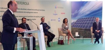 Iberdrola firma acuerdos por valor de 500 millones de euros con cinco empresas vascas
