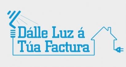 La Xunta de Galicia lanza la campaña Dálle luz á túa factura