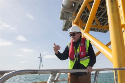 Eólica marina en Japón, el nuevo hito en la estrategia de internacionalización de Iberdrola