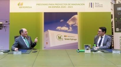 El Banco Europeo de Inversiones concede un crédito de 100 millones de euros a Iberdrola para que desarrolle su estrategia de innovación