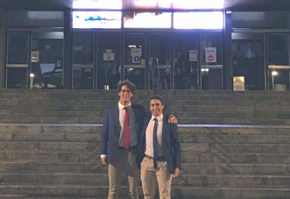 Dos universitarios de Oviedo ganan el concurso global de EDPR con un proyecto sobre almacenamiento