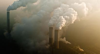 Las emisiones de CO2 siguen desbocadas en el mundo