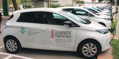 La Generalitat Valenciana subvenciona con ayudas de hasta el 80% la instalación de puntos de recarga para vehículos eléctricos