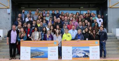 65 estudiantes internacionales se forman en Canarias en volcanología y geotermia