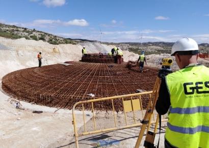 La eólica sigue con paso firme en Aragón