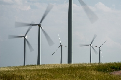 Electricity from Wind Turbines will Power Gevo's Agri-Energy Luverne Facility