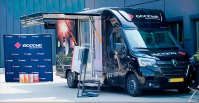 Suministros Orduña acerca la experiencia GoodWe Truck a sus clientes