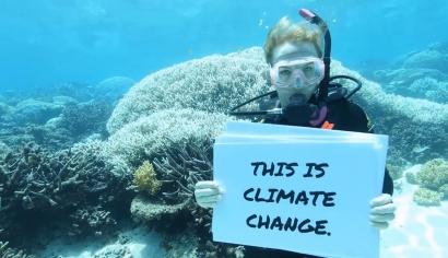 SI seguimos con los compromisos actuales, el mar subirá un metro, con enormes riesgos para las personas y los ecosistemas